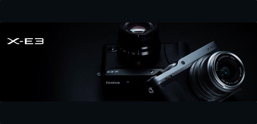 Presentación de la Fujifilm X-E3