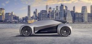 Jaguar FUTURE-TYPE coche año 2040