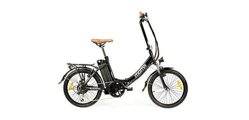 """Moma - Bicicleta eléctrica paseo SHIMANO - 20 """""""
