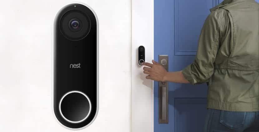 Hello, el nuevo video portero inteligente de Nest