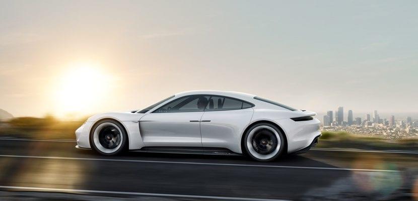 Descubierto precio del Porsche Mission E