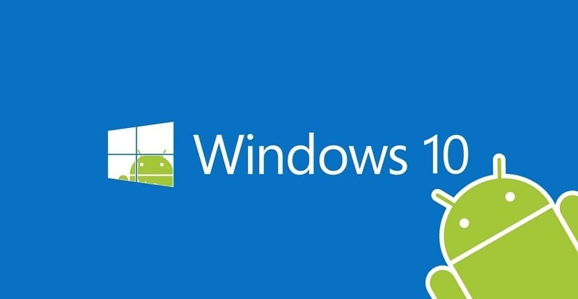 Imagen de Windows 10 y Android