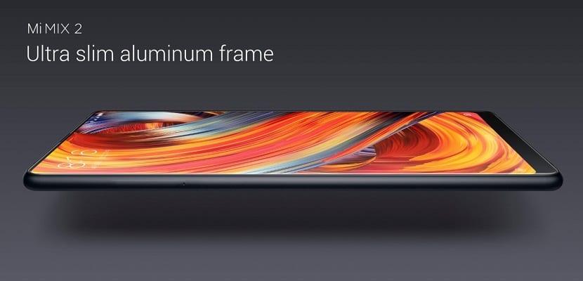 Imagen del Xiaomi Mi MIX 2