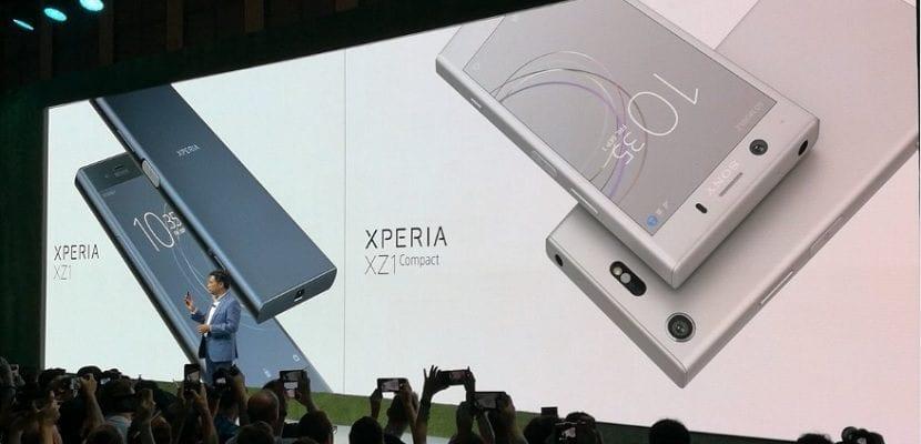 Imagen del Xperia XZ1 Compact