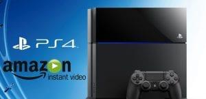Amazon Prime Video PlayStation España