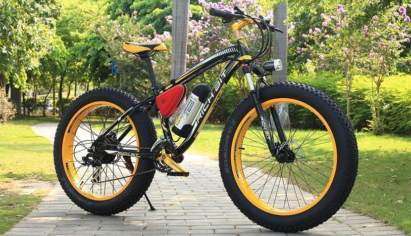 """Cruiser - Bicicleta eléctrica SHIMANO - 26 """""""