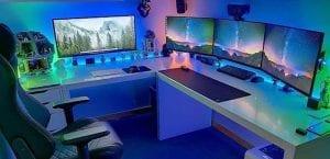La mejor configuración para montar un escritorio gamer