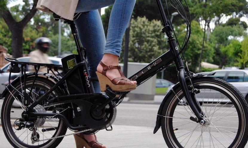 Funcionamiento de las bicicletas eléctricas