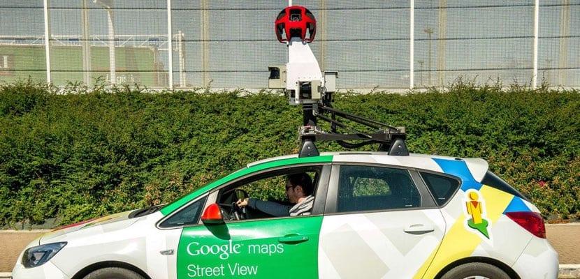 Google mejorará las cámaras de Street View