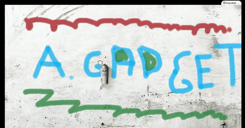 Crear graffitis a mano alzada con Graffity Playdo
