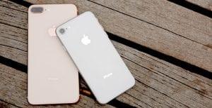 Imagen de los iPhone 8