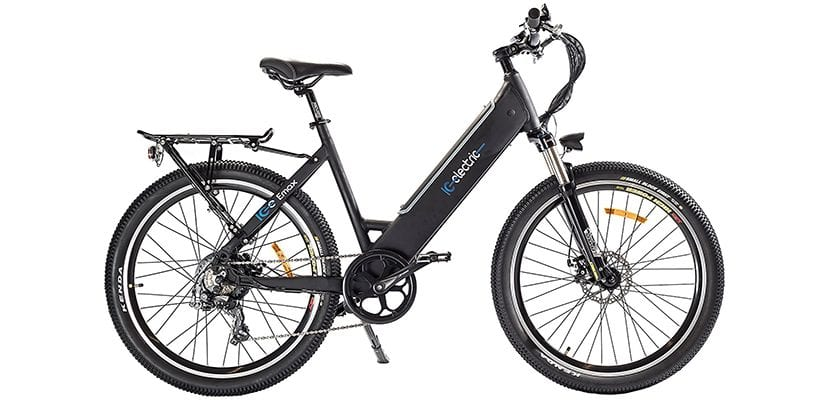 IC Electric Emax bibicleta eléctrica