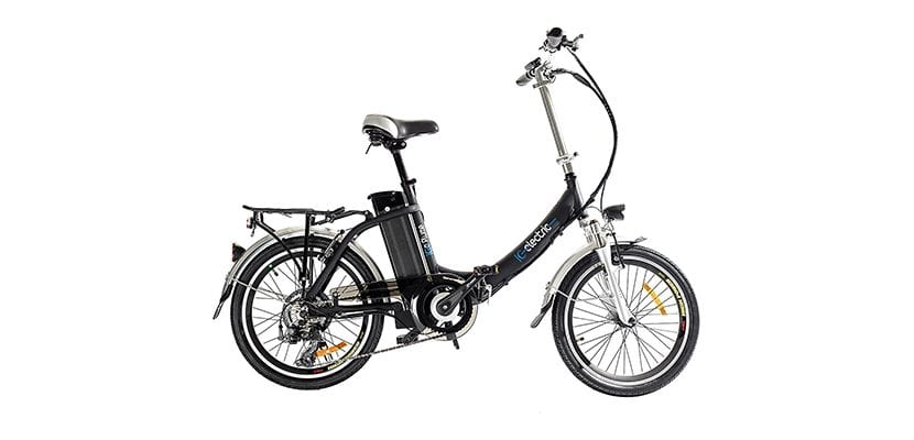 IC Electric Plume Bicicleta eléctrica plegable