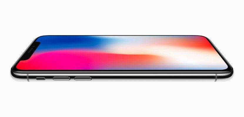 Imagen del nuevo iPhone X