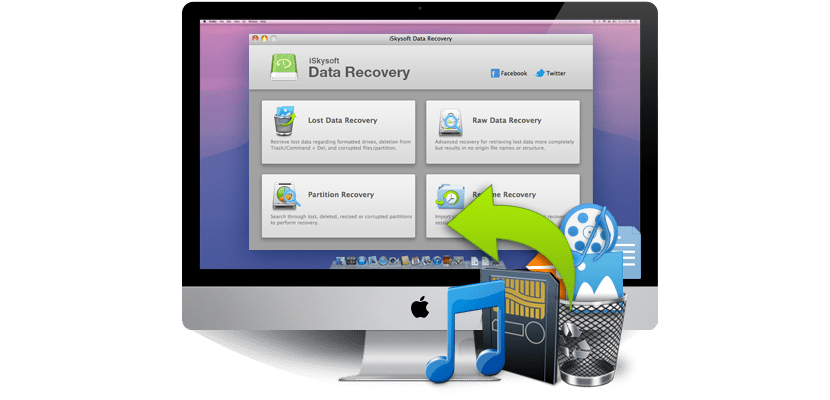 iskysoft data recovery for mac 破解