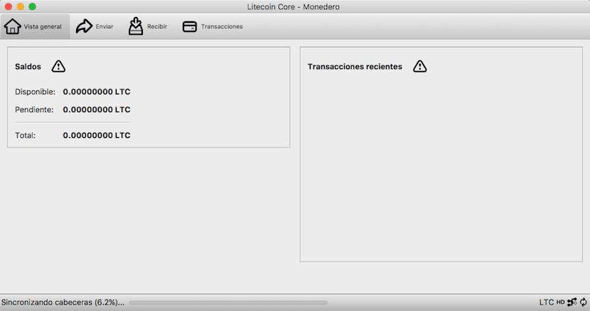 Aplicación para minar Litecoins