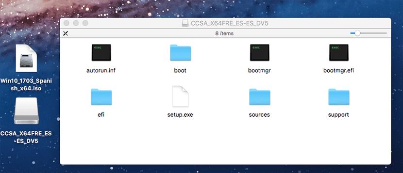 Montar una imagen ISO en un Mac sin aplicaciones de terceros