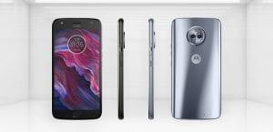 Motorola Moto X4 oficial