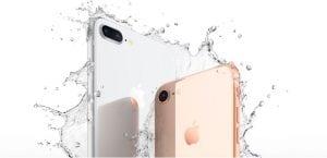 Imagen del iPhone 8