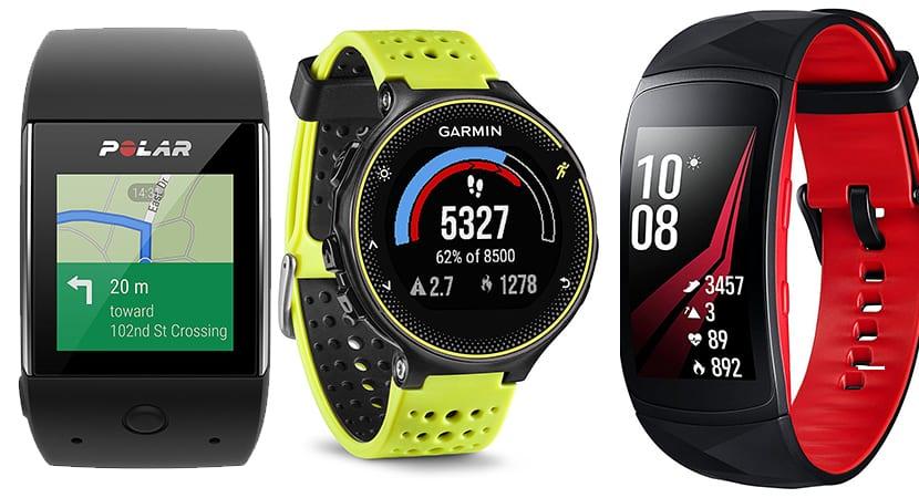 Mejores cuantificadores con GPS y pulsómetro