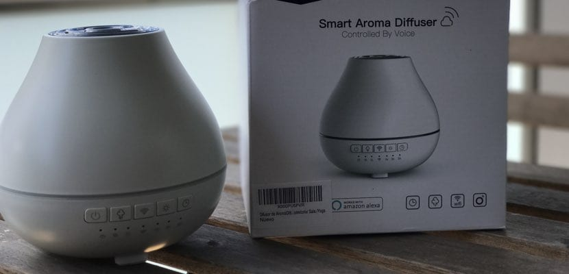Análisis Review del Oittm Smart Aroma Diffuser