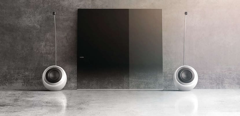 Sistema de altavoces para televisor de Philips