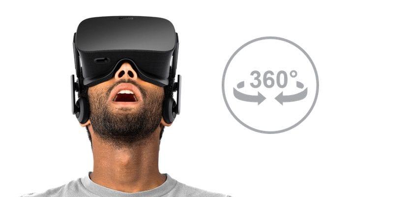 Vídeos 360 desde el móvil