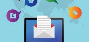 Eliminar cuentas correo electrónico