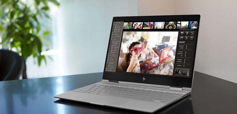 HP Spectre x360 edición imágenes