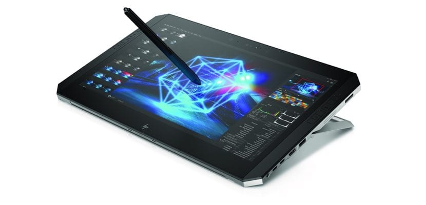 Stylus Wacom con HP ZBook x2