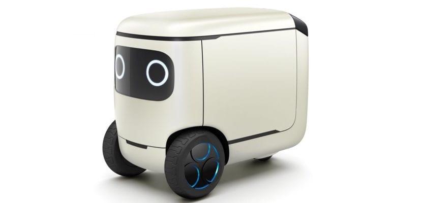 Honda RoboCas vehículo eléctrico