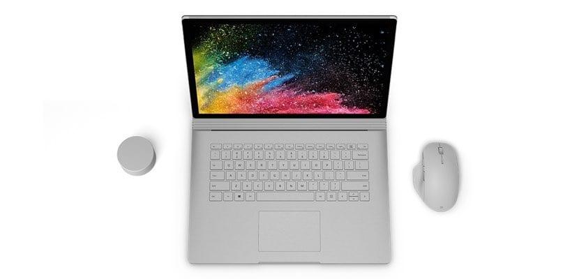 Accesorios para Microsoft Surface Book 2
