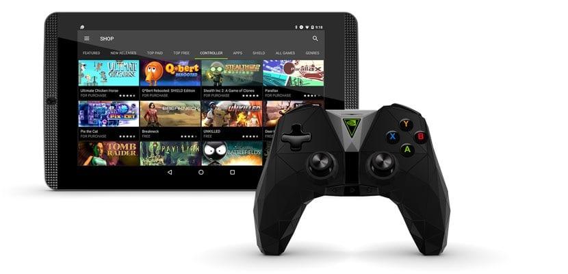 NVIDIA tablet no recibirá actualización