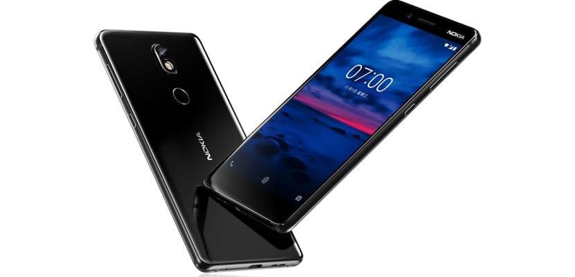 Vistas del Nokia 7