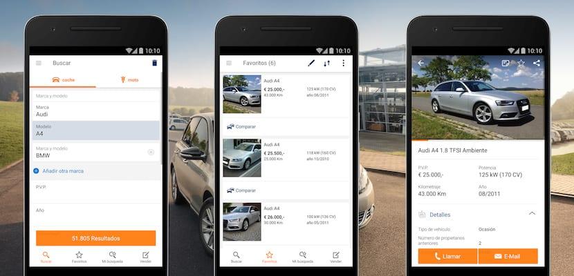 Vende o compra tu coche de segunda mano con AutoScout