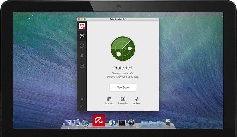 Antivirus gratuito Avira