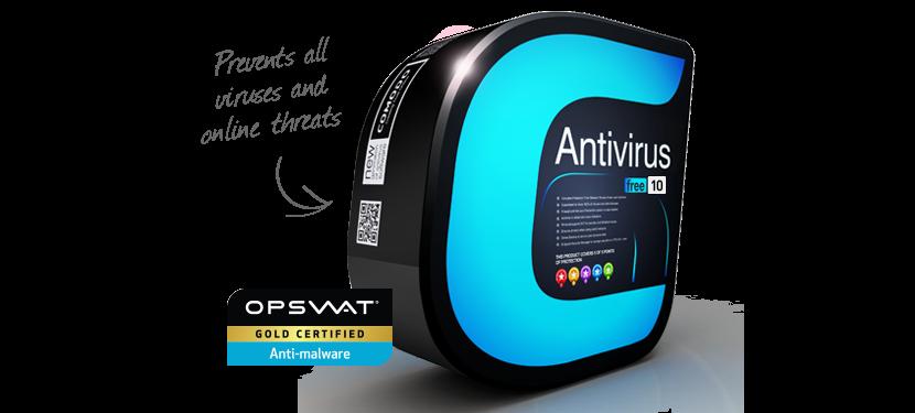 Comodo antivirus gratuito