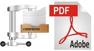 Comprimir archivos PDF para reducir su tamaño