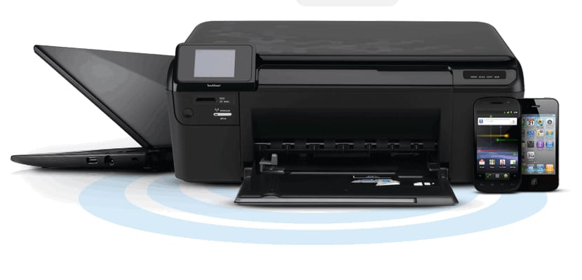 Impresoras conectadas