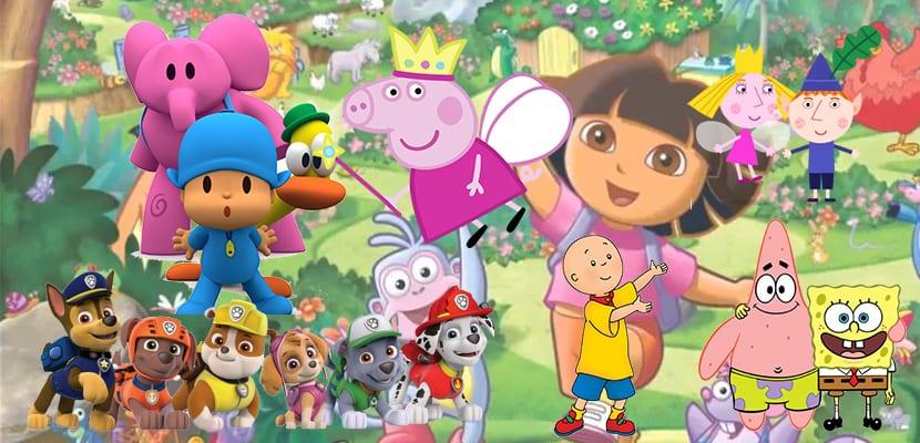 Las mejores webs de videos para niños