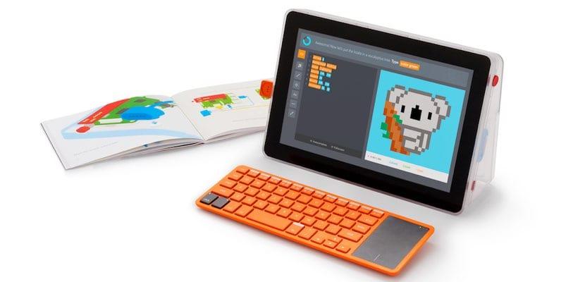 Kano presenta un portátil DIY para niños
