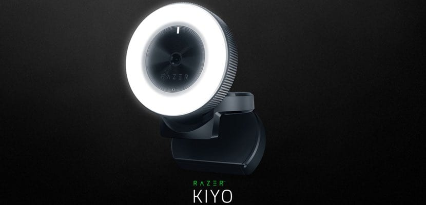 Webcam para streamers Razer Kiyo