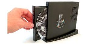 Seedi consola retro CD-ROM