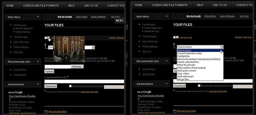 Edita tus videos de forma online con Video Toolbox