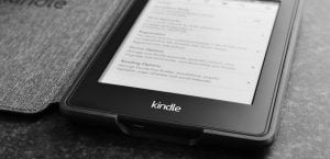 10 aniversario del Amazon Kindle