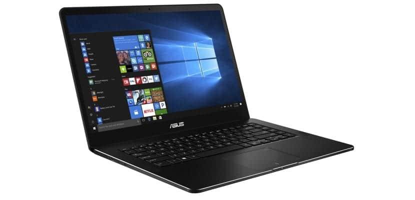ASUS ZenBook Pro UX550 llega a España