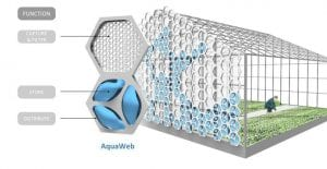 AquaWeb, nuevo sistema pra captar agua