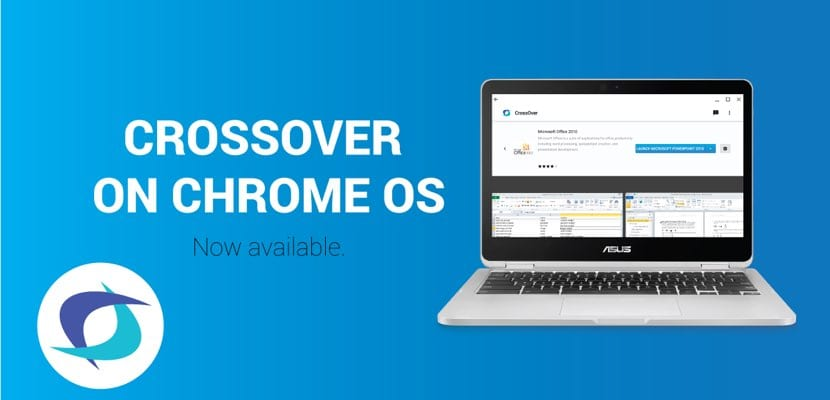CrossOver para ChromeOS