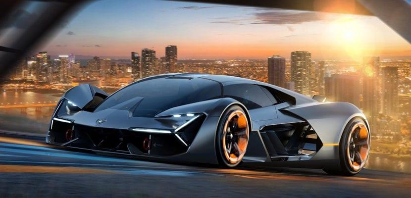 Lamborghini Terzo Millennio presentación