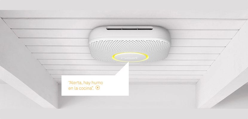 Nest Protect detector de humos inteligente